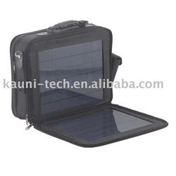 Laptop bag with solar charger/Solar laptop bag/Solar bag for charging mobile phone and Laptop/computer