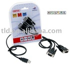 USB to Parallel & Serial Converter