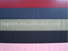 polyester cotton piece dyed TC shirt fabric
