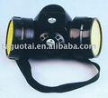 JIEXING Marke Doppelt-Behälter Gasmasken, Art 2002-2
