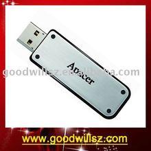 Slide USB Flash Drive 2010 New type