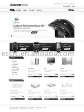Computer Ecommerce Website Design And Software Design