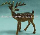 deer plastic animal toys