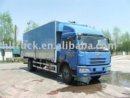 CA5163XXYP7K2L3B1E Van, sell jiefang van truck