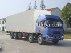 FXC5310XYKL7T4E Van cargo truck, van truck
