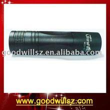 High Power Aluminum LED UltraFire Flashlight