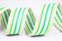 Polyester candy strip webbing