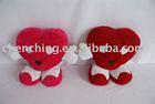 Valetines's gift Heart shape soft toys