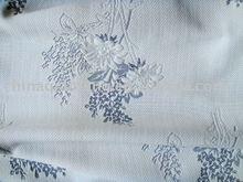 Silver knitted mattress ticking