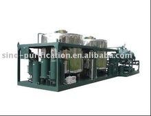 Used Motor Oil Regenerators and Reclaimers