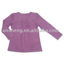 long sleeve popular children T-shirt