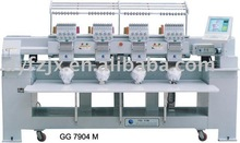 4 head cap embroidery machine