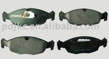 D688 D1139 Daewoo, Jaguar, Opel, Vauxhall Brake pads