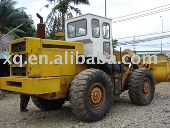 USED KAWASAKI WHEEL LOADER IN STOCK