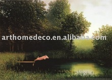 Canvas Nature Scenery Printing Giclee Art