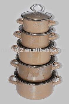 Porcelain Enamel Cookware