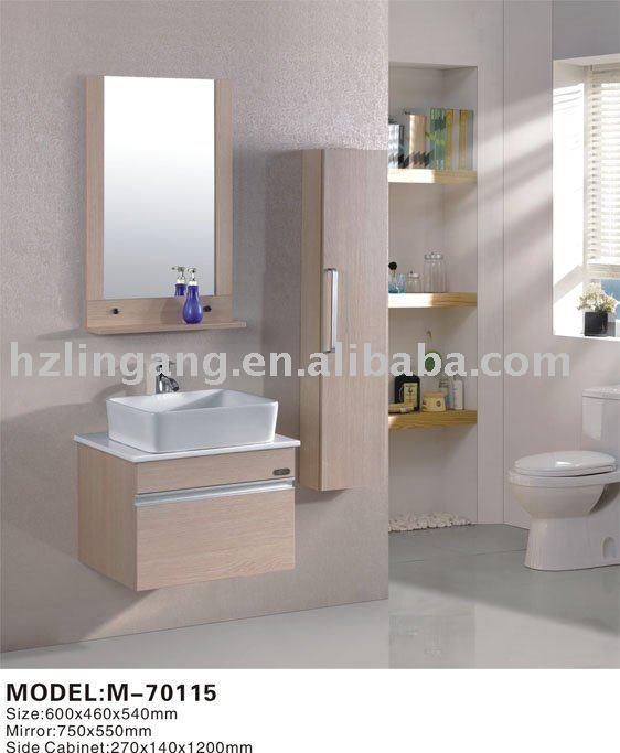 Muebles de ba o de madera con dise o moderno tocadores de - Muebles de banos de diseno ...