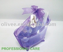 Lavender color bath accessories/bath item/bathroom fitting