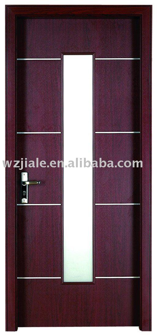 Style italien en bois porte salle de bain cuisine portes id du produit 303117204 for Portes coulissantes pour salle de bain