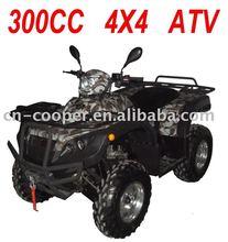 300CC 4x4 ATV