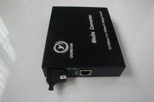 Single fiber fast Ethernet optical converter