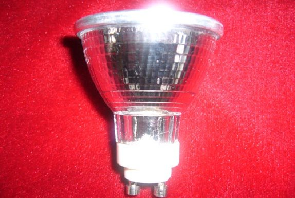 HID metal halide lamp without tube