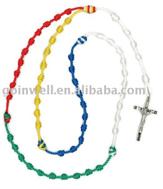 crochet rosary