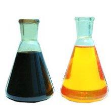 JZS motor oil purifier , black engine oil turning to golden color