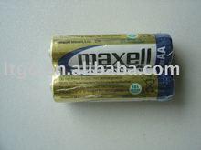 Maxell AA Alkaline battery