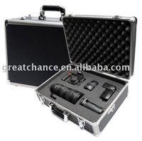 Hard Aluminum Camera Case