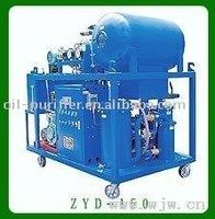 ZYD Greatly Transformer oil filtration /purifier/distillation device