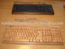 Bamboo keyboard Sun-004