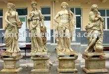 stone statue figure