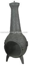 cast iron chimenea /chiminea TCH008