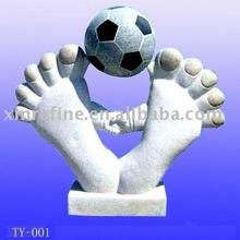 marble statue ornament
