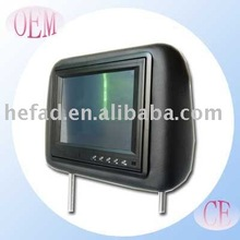 """8"""" Car PC Headrest Monitor with VGA and Touch screen"""