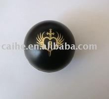 pu stress ball shape
