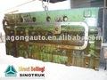 venda direta original sinotruk cnhtc bloco de cilindros para steyr wd615 motor do caminhão de howo