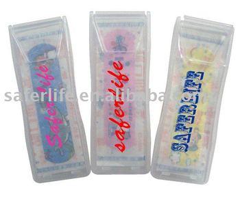 plaster kit,bandaid, plastic storage Promotional bandaid box,plaster kit