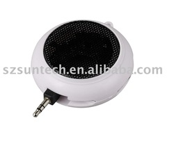 suntech portable speaker with usb and sd port