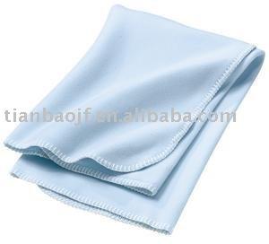 Slip Stitch Baby Blanket Free Knitting Pattern