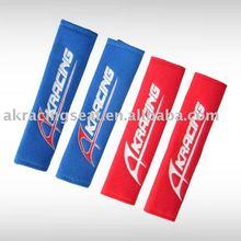 AK Racing and Rally Harness seatbelt shoulder pads-OEM&ODM