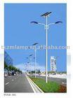 Solar energy-saving lamp