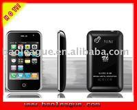 Dual SIM Dual Camera Mini TV Mobile Phone T1000