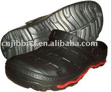 rubber sole of Eva clogs