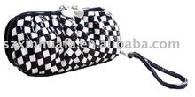(XHF-COSMETIC-065) travel use wristlet cosmetic bag