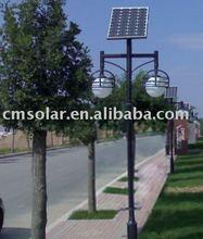 Elegant 6W-28W LED Solar Garden Light