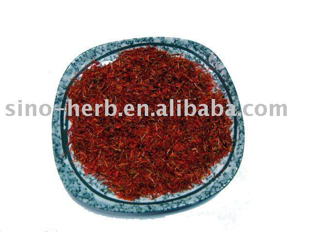 safflower herbal tea--safflower flower tea--herb tea--health care supplement