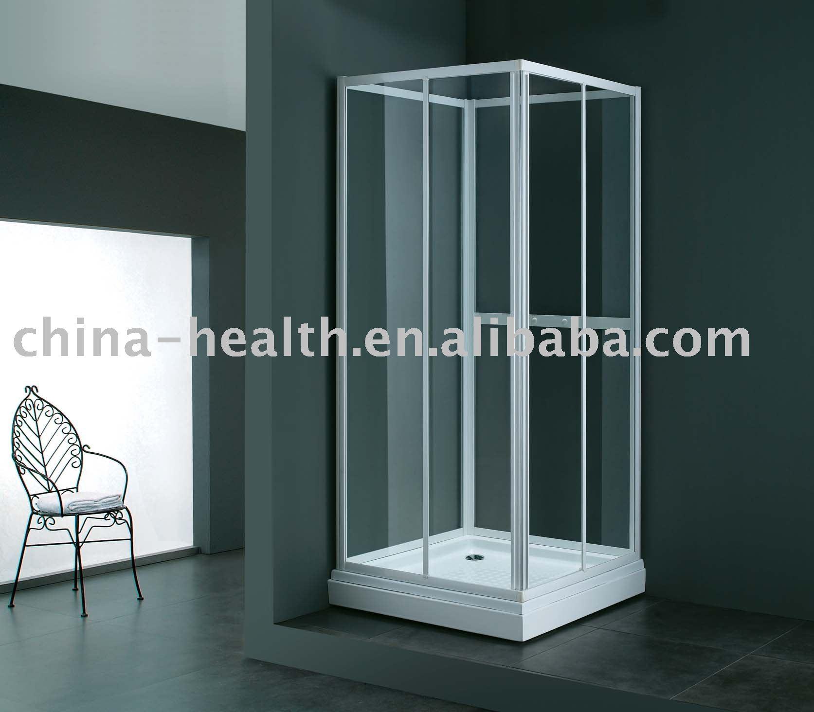 Cabinas De Ducha Ofertas:Templado cabina de ducha de vidrio-Salas de Ducha-Identificación del