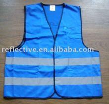 Blue Reflective Safety Vest HC-V01